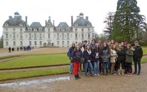 Frankreich-Austausch_Cheverny
