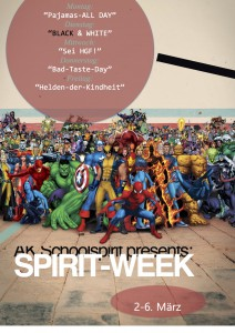 Spirit Week Plakat 2015[1]