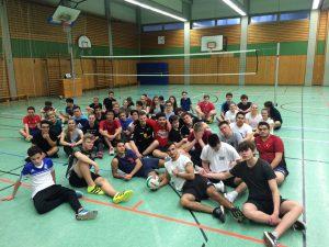 Volleyball_hausintern